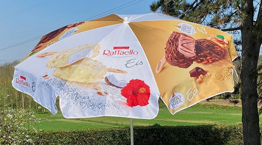Ombrelli e ombrelloni personalizzabili