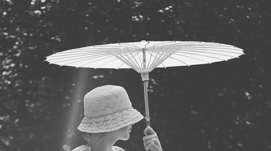 Come è fatto un ombrello