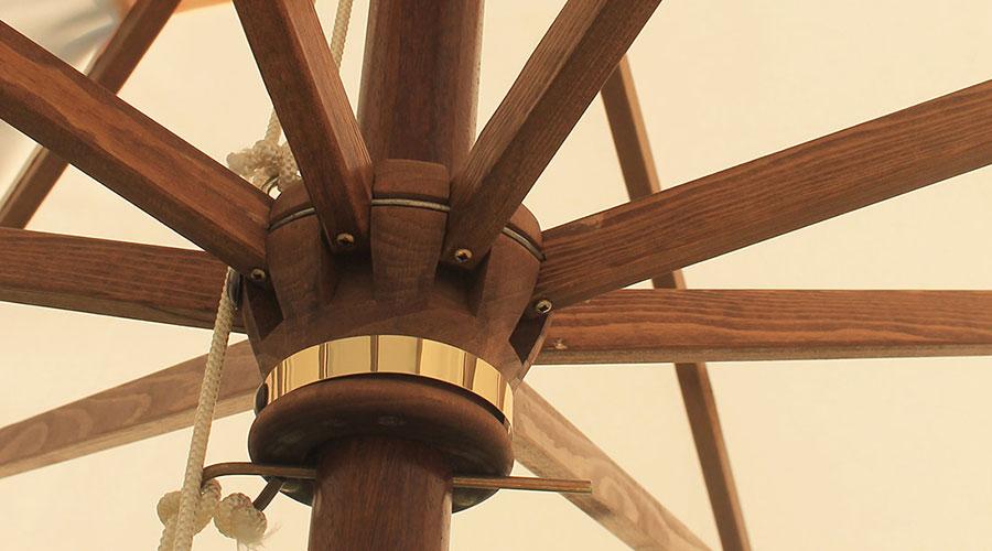 ombrellone grande da giardino Lesa
